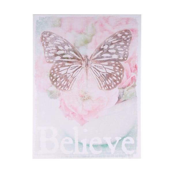 Plátno Believe, 30x40 cm