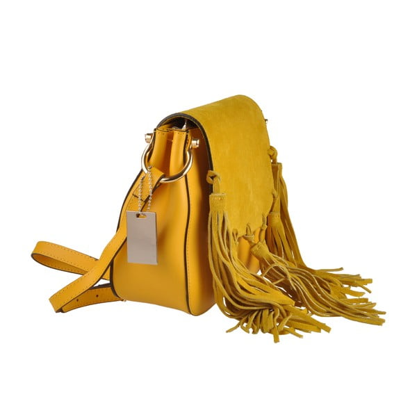 Kabelka Riom Yellow