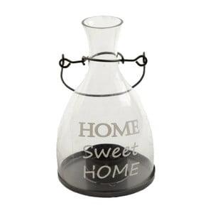 Sklenený svietnik Heaven Sends Home Sweet Home