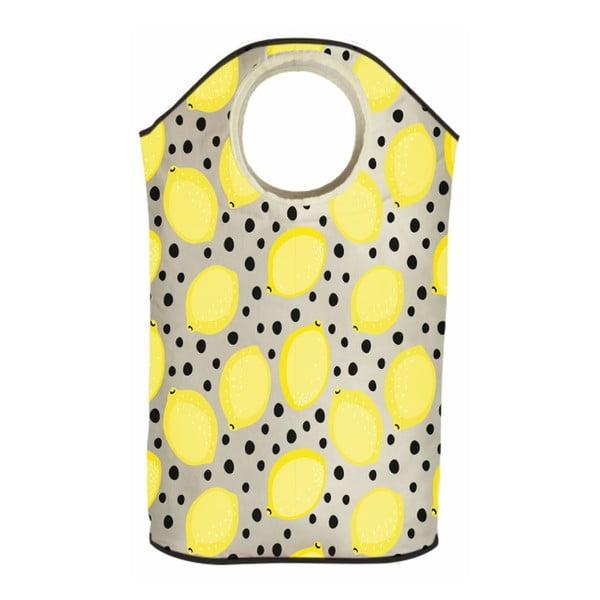 Kôš na bielizeň Lemon In Dots