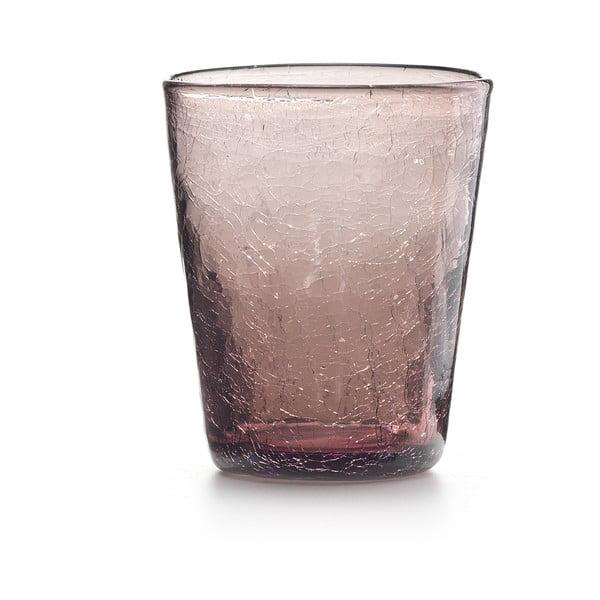 Set 6 ks pohárov Fade Ice, fialový
