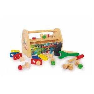 Debnička s náradím pre deti Legler Space