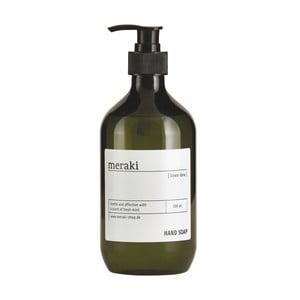 Tekuté mydlo na ruky Meraki Linen Dew, 500ml