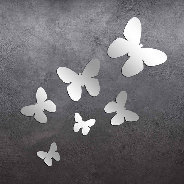 Dekoratívne zrkadlo Fly Away