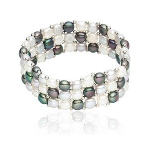 Perlový náramok Nova Pearls Copenhagen Olla