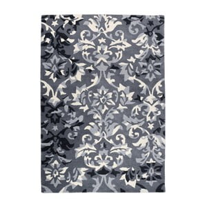 Vlnený koberec Overbrook Grey, 160x230 cm