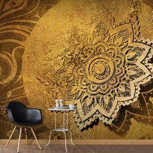 Veľkoformátová tapeta Artgeist Golden Illumination, 300x210cm