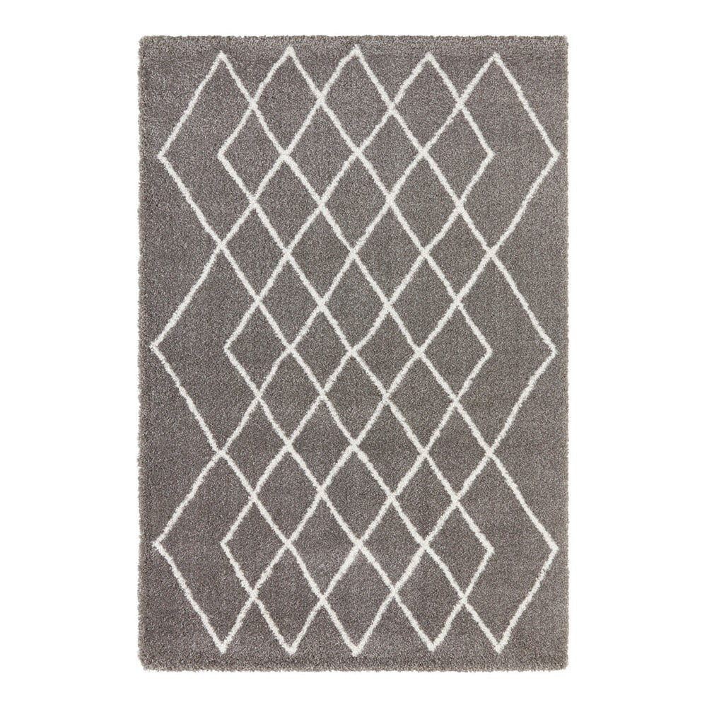 Sivý koberec Elle Decor Passion Bron, 80 × 150 cm