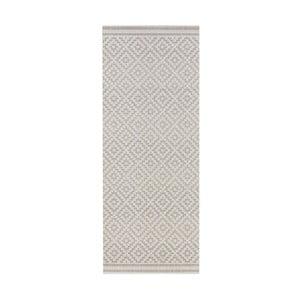 Koberec vhodný do exteriéru Raute 80x150 cm, sivý