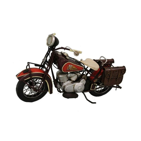 Dekoratívny predmet Red Motocycle