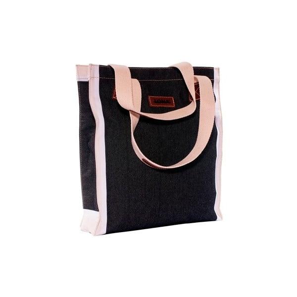 Plátená taška Ana Bag, čierna