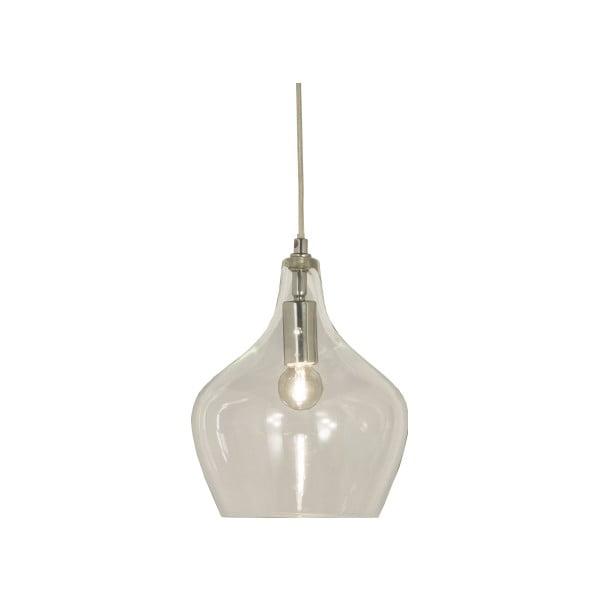 Biele závesné svietidlo Scan Lamps Melina