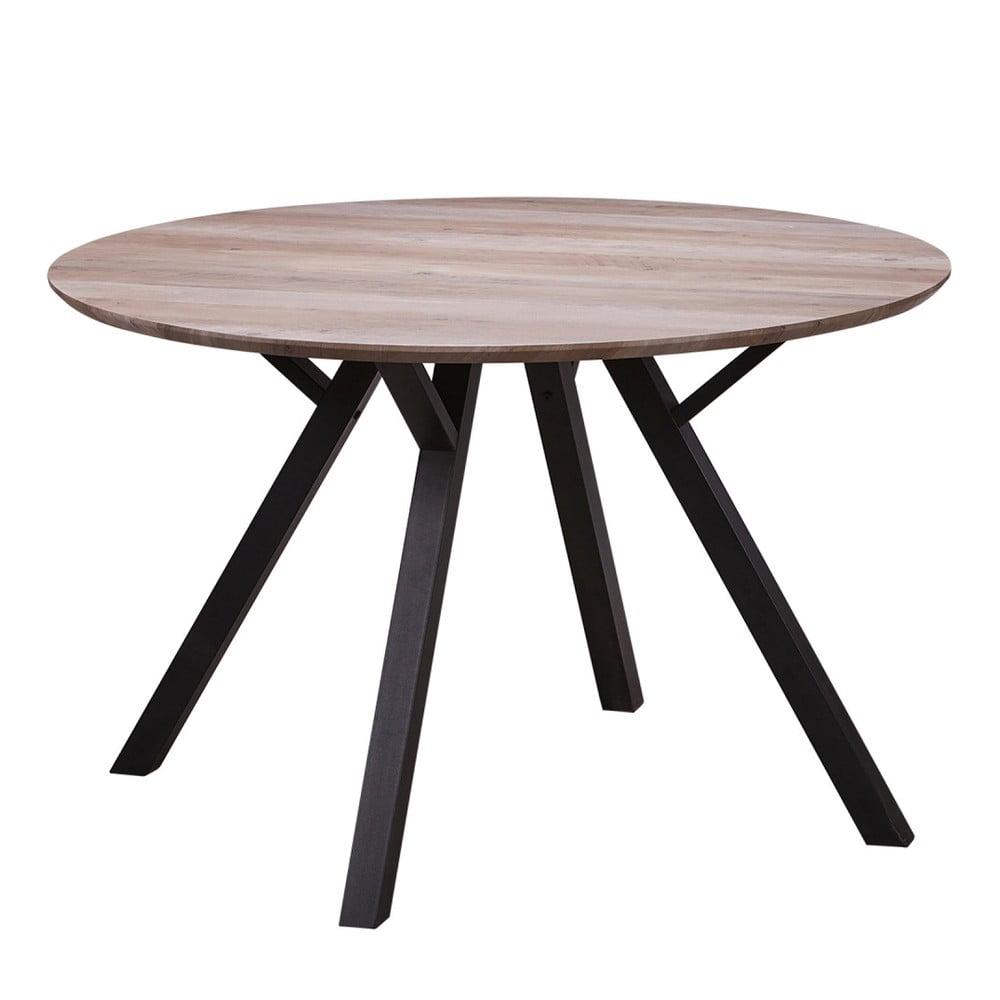 Okrúhly jedálenský stôl Marckeric Livi, ⌀ 120 cm