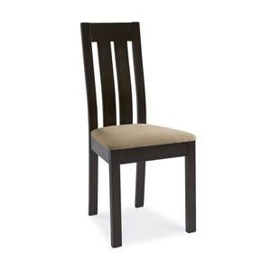 Jedálenská stolička C-26, wenge