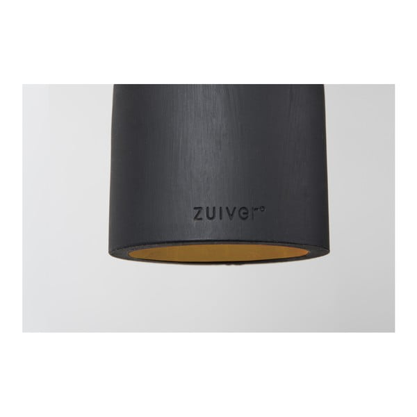 Čierne stropné svietidlo Zuiver Pendant