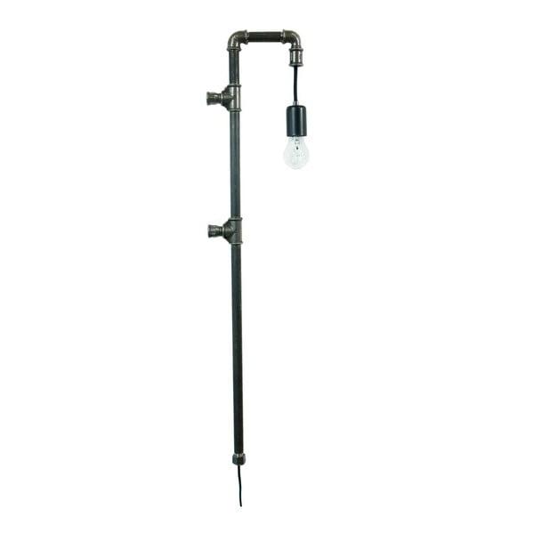 Nástenné svetlo Steel Pipe, 94 cm