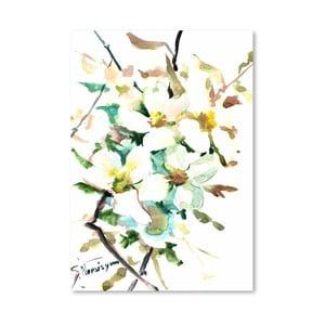 Plagát Dogwood Flowers od Suren Nersisyan