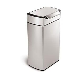 Dotykový odpadkový kôš simplehuman, 40 l