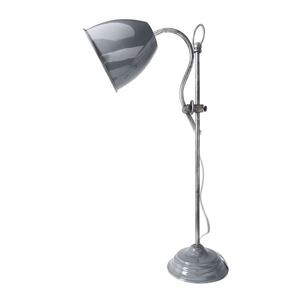 Stolná lampa Listera Gray