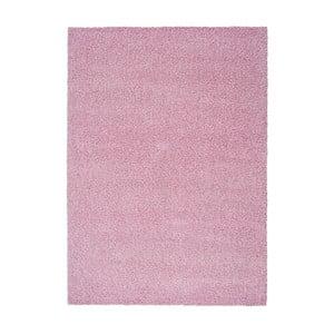 Ružový koberec Universal Hanna, 80x150cm
