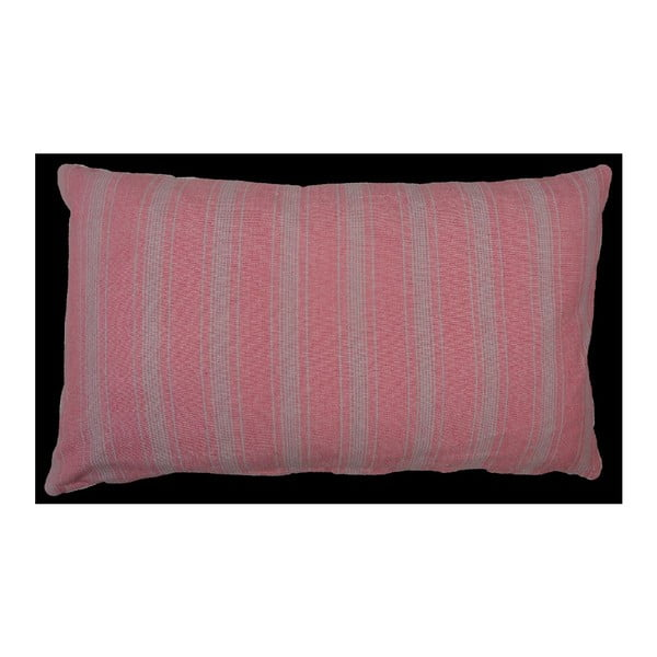 Vankúš Linen Pink, 30x50 cm