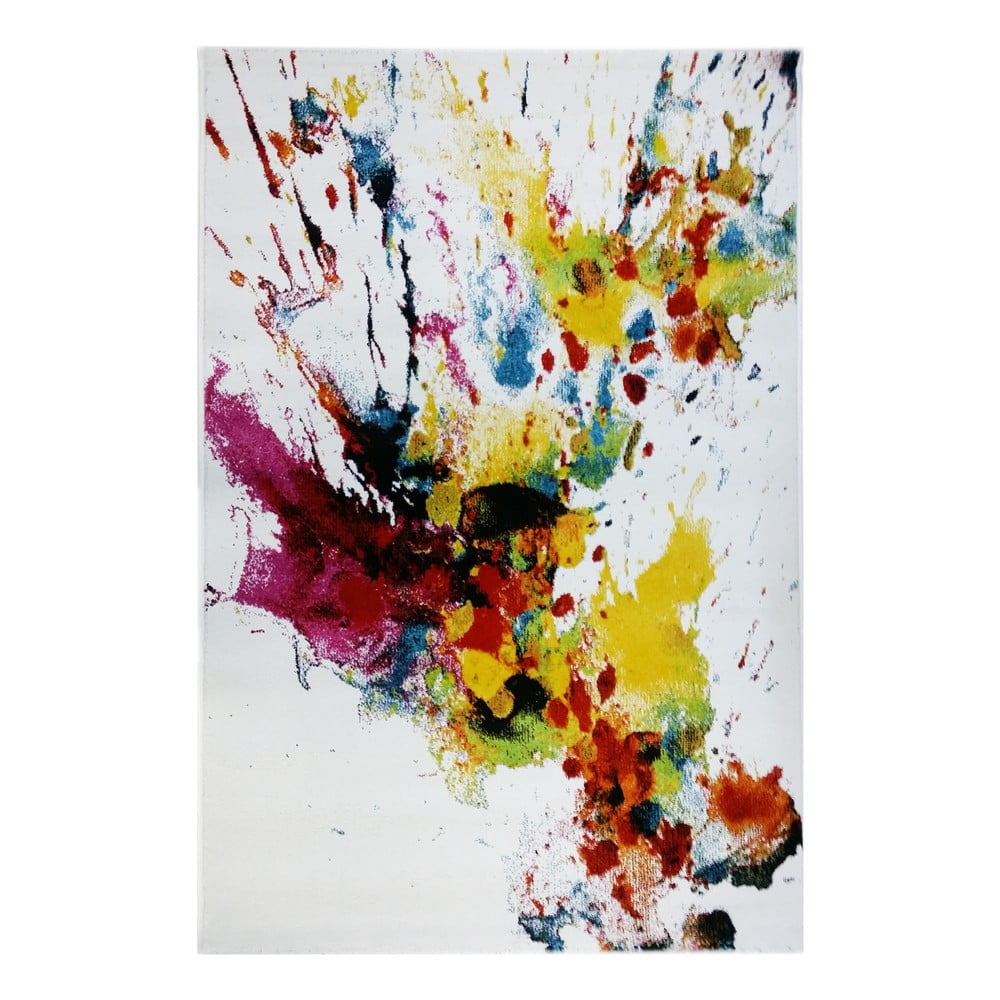 Koberec Eko Rugs Farbles Multi, 80 x 300 cm
