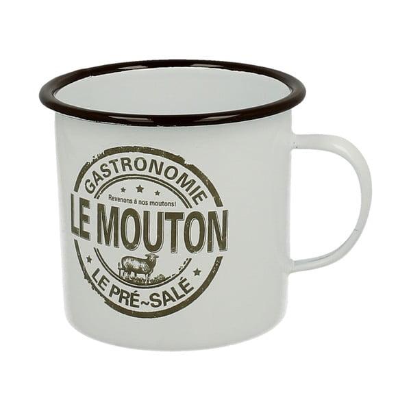 Smaltovaný hrnček Duo Gift Le Mouton