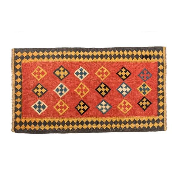 Ručne tkaný koberec Kilim 20, 189x100 cm