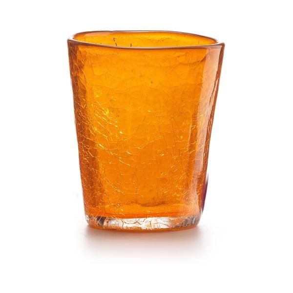 Set 6 ks pohárov Fade Ice, oranžový