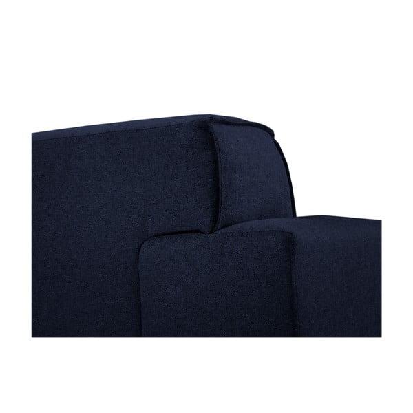 Modrá dvojmiestna pohovka Cosmopolitan Design Seville