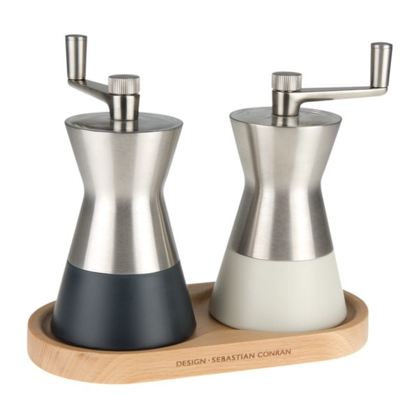Sada mlynčekov na soľ a korenie Sebastian Conran