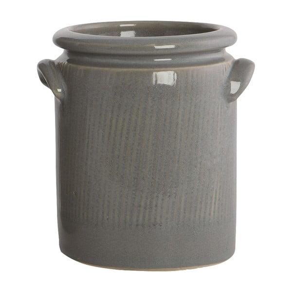 Kvetináč Pottery Grey