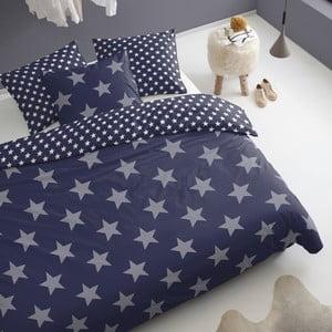 Flanelové obliečky Peacoat, 240x200 cm