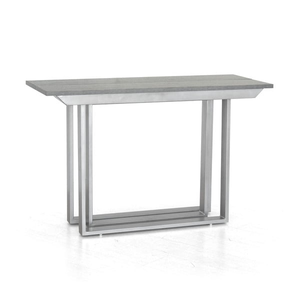 Rozťahovací stôl Medus, sivý