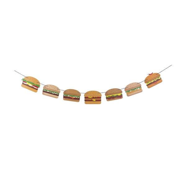 Dekorácia Yummy Burger