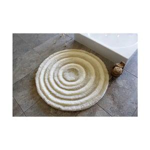 Kúpeľňová predložka Round, Ø90 cm