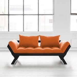 Pohovka Karup Bebop Black/Orange