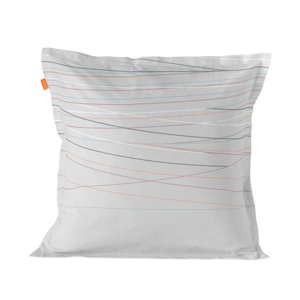 Bavlnená obliečka na vankúš Blanc Range Simplo, 65×65 cm