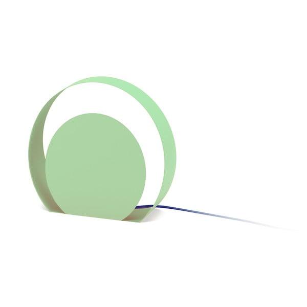 Stolové svietidlo MEME Design Chiocciola Big Acqua