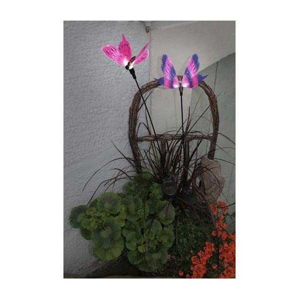 Zapichovacie solárne svetlo na záhradu Rosa