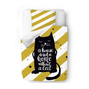 Obliečky Butter Kings My Loved Cat, 140x200 cm