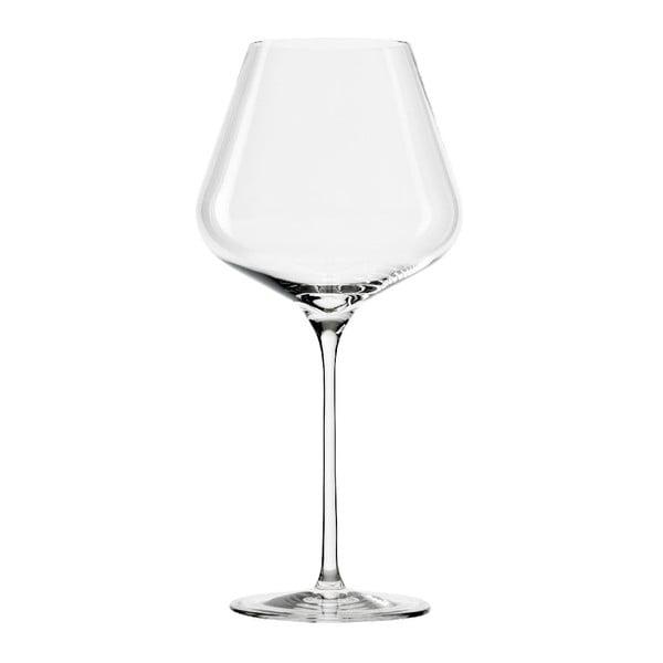 Set 6 pohárov Quatrophil Burgundy, 708 cl
