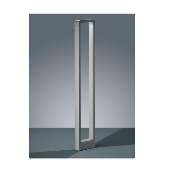 Záhradné stojacie svetlo Reno Titanium, 100 cm