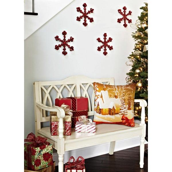 Vankúš Christmas V33, 45x45 cm