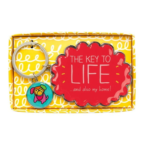 Kľúčenka Happy Jackson Key To Life