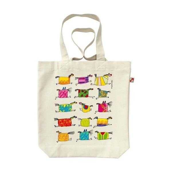 Plátenná taška Splašenie