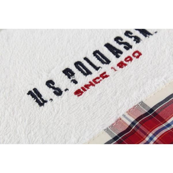 Sada 2 uterákov US Polo Assn. Salem Biela, 50 x 90 cm