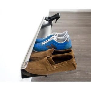 Polica na topánky J-ME Shoe Rack nerez, 120 cm