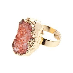 Dámsky prsteň v zlatej farbe NOMA Martina