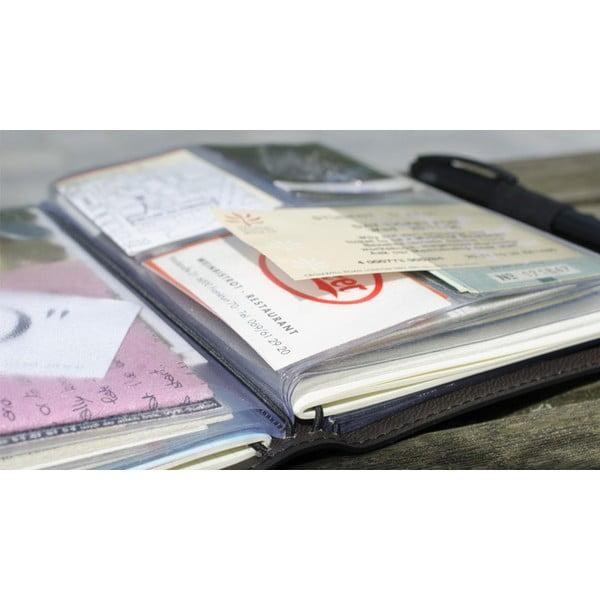 Cestovateľský denník na zážitky a suveníry Trip Book Soho Remember